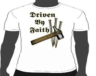 Driven by faith