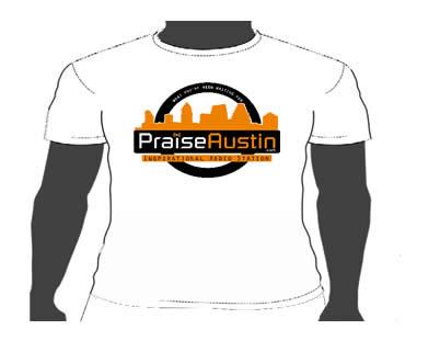 Praise Austin t-shirt